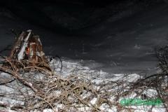 Mos Craciun alaturi de victimele accidentului feroviar Scanteia 2009 - 2010