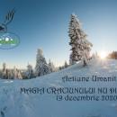"""Actiune Umanitara """"Magia Craciunului nu dispare"""" 19 decembrie 2020"""